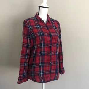 H&M Label of Graded Goods Flannel